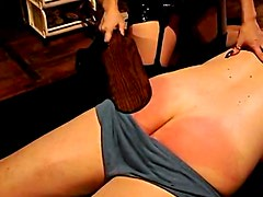 Dolor - Ass spanked and CBT
