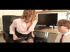 :- HUMILIATION OF THE OFFICE BOY -: (ukmike video)
