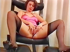 Huge dildo for amateur austrian girl