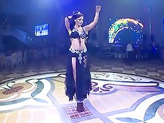 Alla Kushnir sexy belly Dance part 51