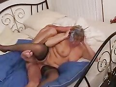 Granny want anal