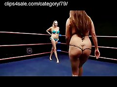 The Best In Wrestling at Clips4sale.com