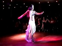 Alla Kushnir sexy belly Dance part 44