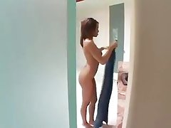 Spying on Step Daughter POV