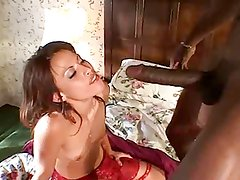Skinny Sexy Gal Being Destroyed By Huge BBC