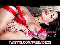 Sunny Leone is Miss November - Twistys Treat of the Year