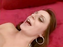 Creamy and Noisy Anal Creampie