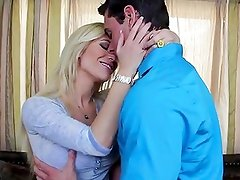 Alluring Tasha Reign Is Licked O...