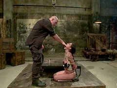 Sexy Lyla Storm Dominated and Bounded to Suck Cock in BDSM Vid