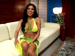 Amazing Alexis Amore gets her pink pussy and tight ass fucked
