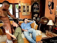 India Summer gets her mouth destroyed