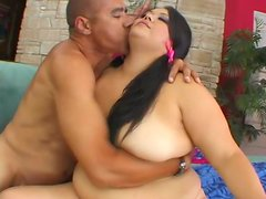 Beautiful Chubby Slut Vanessa Doing Missionary And Doggystyle