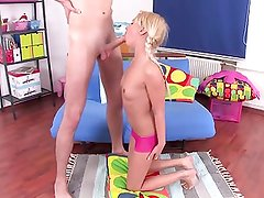 Slutty Teens Take It In All Holes! - Part 1