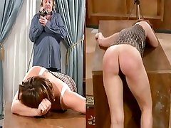 Allison Gets A Great Caning