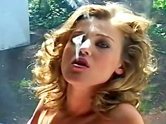 Carli Banks is hottest smoker ever