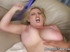 Amazing local mom shagging her brains out