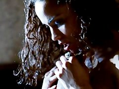 Paula Patton fucking in Idlewild HD