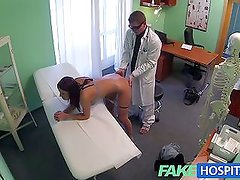 FakeHospital Gorgeous young pole dancer with hot body