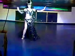 Alla Kushnir sexy belly Dance part 90