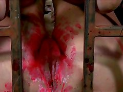 caged waxed whipped 1