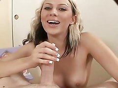 Hayley Jade knows how to tease a cock