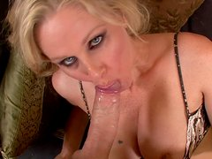 American model Julia Ann was fucked in her ass