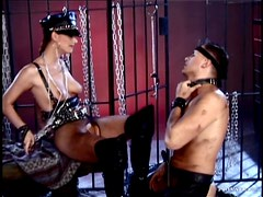 Simony Diamond get fucked rough by her sex slave