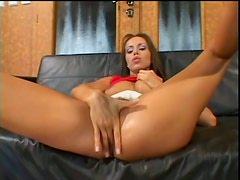 Kathy Anderson gets her tight ass fucked by a big cocked dude