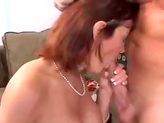 Alena the slutty MILF rides a cock in reverse cowgirl pose