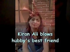 Kiran Ali Sucking Friends Cock