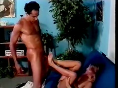 Luscious hottie is loving to get oiled and fucked
