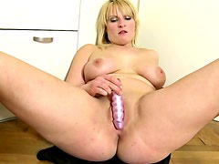 Precious and hot Marcy with lovely and naked vag
