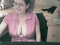 more of the busty nerd