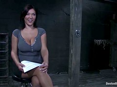Extreme BDSM Action with Claire Dames Tortured and Toyed