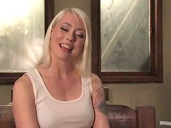 Claire Adams pleases Lorelei Lee with all kinds of tortures