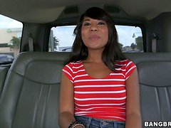 Kara Hartley Gets Licked And Fucked In The Backseat