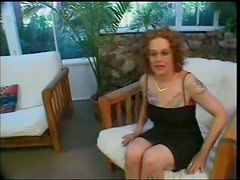 Mature Diana Roth In Interracial Threesome With Her Man And Black Dude
