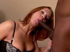 Slim Gabriella Banks gets her smooth pussy fucked and licked