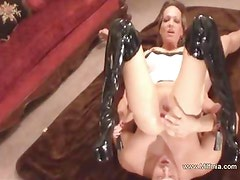 Reverse Cowgirl From Amateur MILF