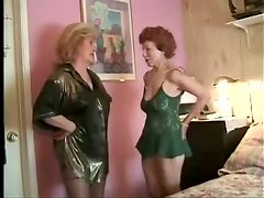 Two Horny Grannys Called Big Black Cock To Fuck Them Hard