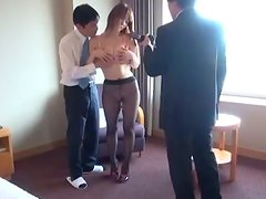 Sexy Asian Prostitute Risa Arisawa Gets Filmed During Sex