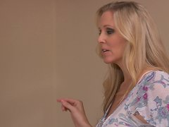 Julia Ann Preys on Stormy Daniels, Just her Type in Cougar Heat!