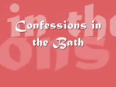 confessions in the bathroom