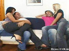 Two Swinger Couples Had Great Time Fucking