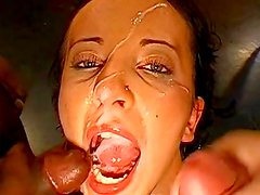 German Goo Girls in dirty action