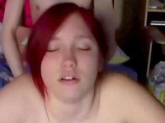Chubby amateur in a great fuck