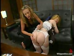 FemDom Games, This Mistress Has No Mercy For A Virgin Babe!
