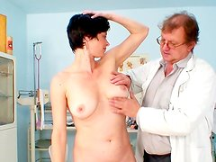 Mature must attend the gynecologist