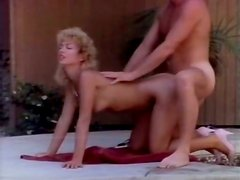 Horny and filthy blonde with awesome ass gets drilled