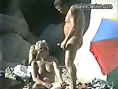 Public Mature Nude Beach sex